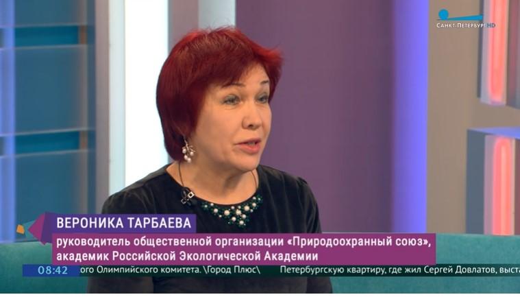 Утро в Петербурге Тарбаева В
